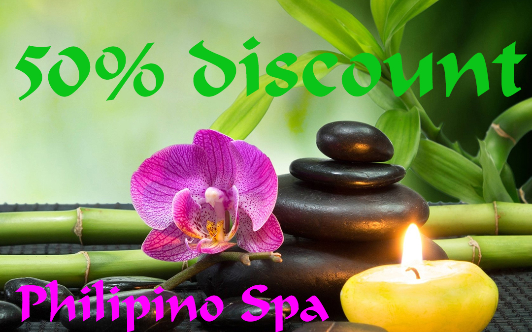 50% Off Your Next Massage